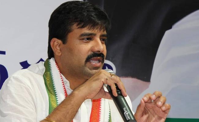Challa Vamshi Chander Reddy Demands To Stop Uranium Mining In Nallamala - Sakshi