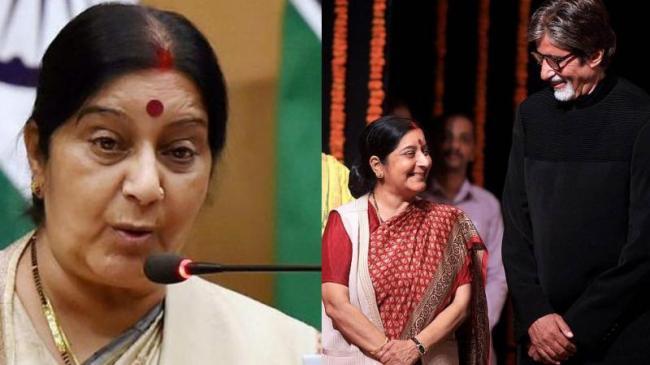 Bollywood Mourns The Demise Of BJP Stalwart - Sakshi