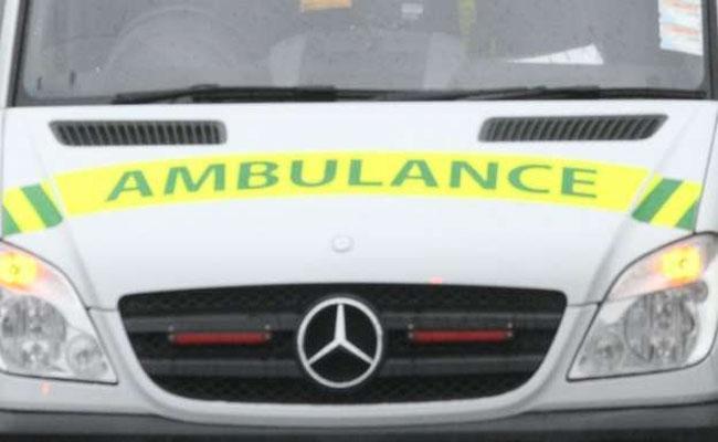 Ambulance Driver Taken Bribe on Gulf Coffins - Sakshi