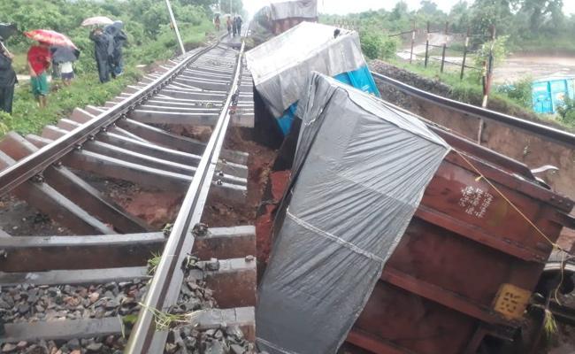 Train Accident Rayagada District In Odisha - Sakshi