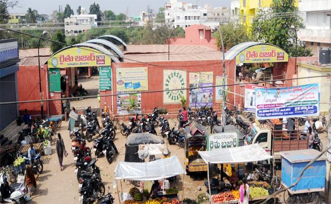 Rythu Bazars To Be Set Up In Srikakulam - Sakshi