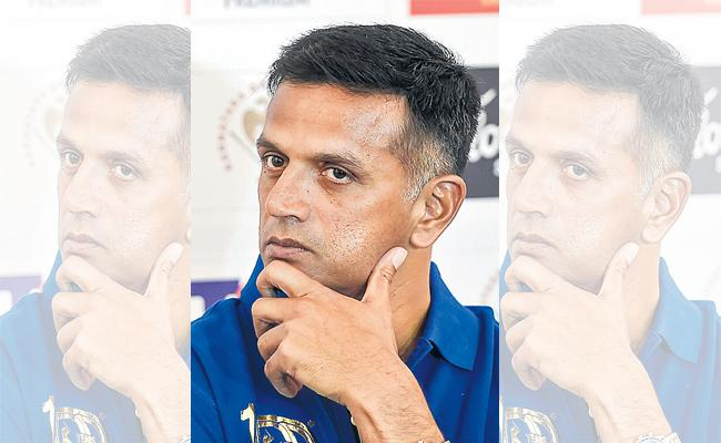 Ombudsman And BCCI Notice to Rahul Dravid - Sakshi