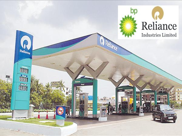 5500 Reliance and BP Petrol Bunks across the country in next five years - Sakshi