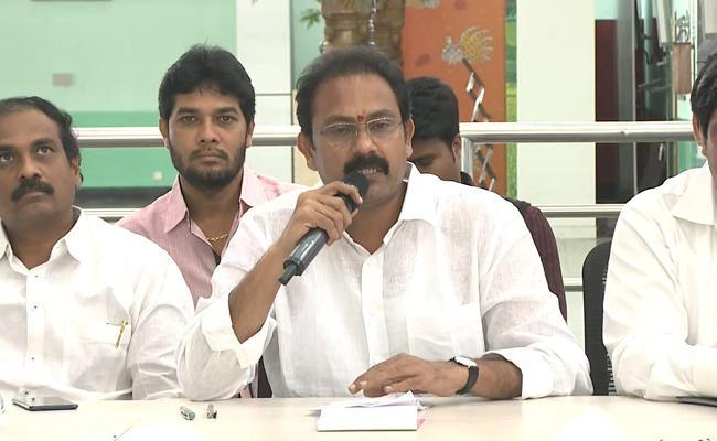 Alla Nani Blames Chandrababu for Polavaram Floods - Sakshi