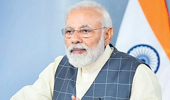 PM Modi likely to address nation on Article 370 move on Thursday - Sakshi