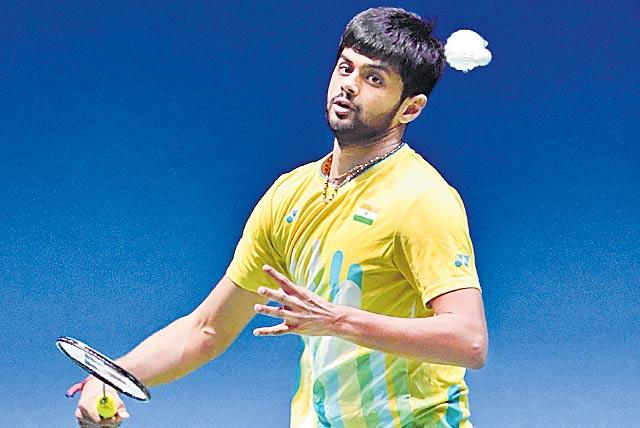 Sameer Verma, Sai Praneeth and HS Prannoy crash out on a day of upsets - Sakshi