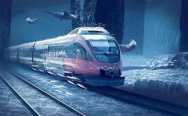 India First Underwater Metro To Start Soon, Piyush Goyal Shares Video - Sakshi