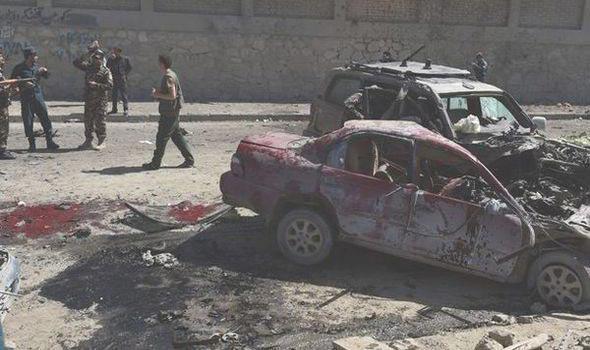 14 killed, 145 hurt in Kabul car bomb blast in afghanistan - Sakshi