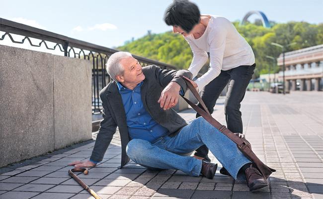 Old Age Health Problems - Sakshi