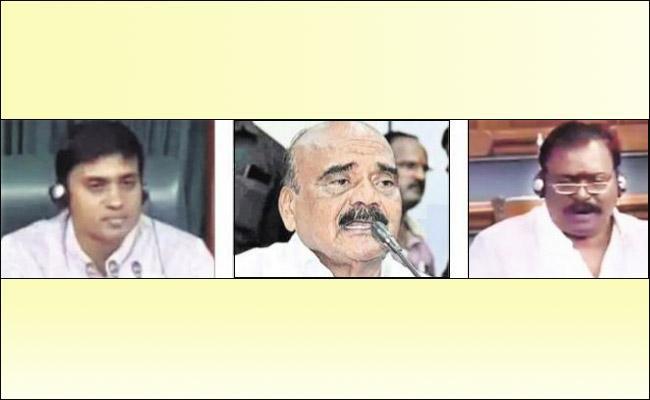 Chittoor Lok Sabha Members Speech In Parliament - Sakshi