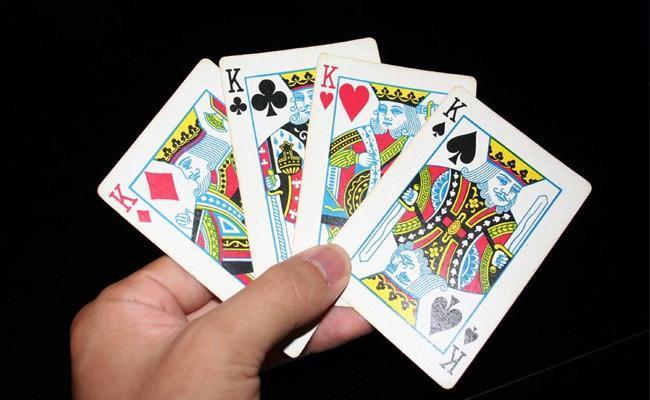 Some Hotels Are Mini Casinos In Nizamabad - Sakshi