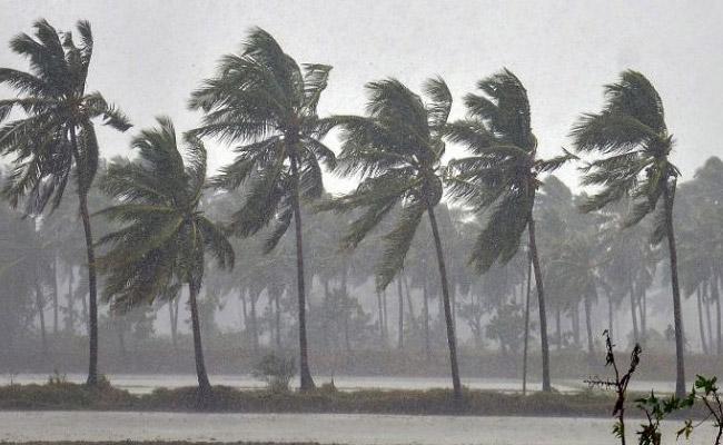 Depression to Give Heavy Rains AP And Telangana - Sakshi