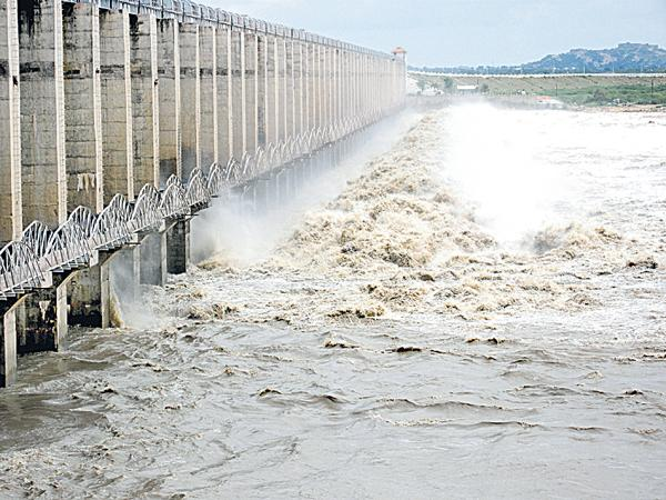Krishna flood that is going to increase from today - Sakshi