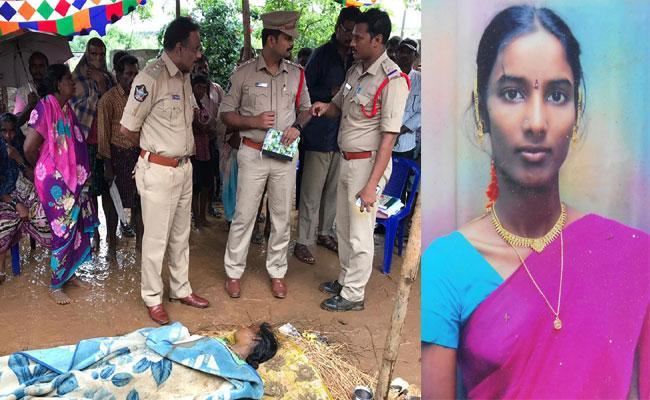 Man Killed Wife In East Godavari - Sakshi
