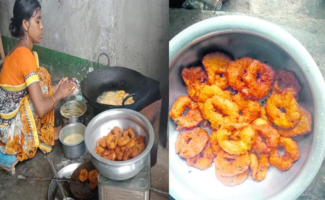Ankapur Famous For Corn Vada And Desi Chicken - Sakshi