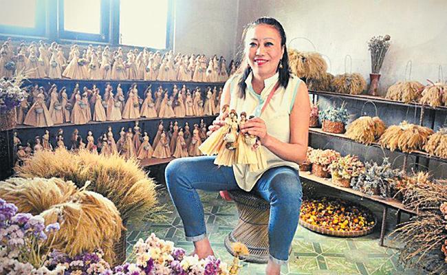 Manipur Corn Toys Special Story - Sakshi