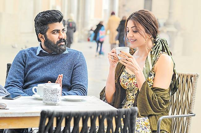 Ranarangam movie released on aug 15 - Sakshi