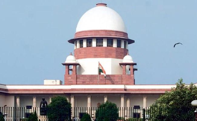 Sc Rejects To Hear The Petition On Jammu Kashmirs Article - Sakshi