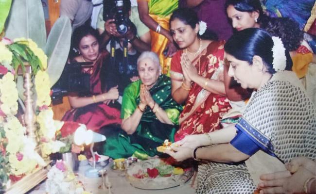 Ballari People Worried About Sushma Swaraj Death - Sakshi