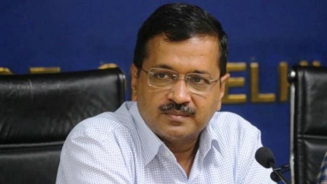 Hunting For Fame Mumbai Man Threatens Kejriwal - Sakshi