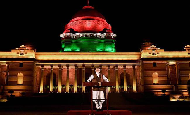 Centre Cutting States Powers Too - Sakshi