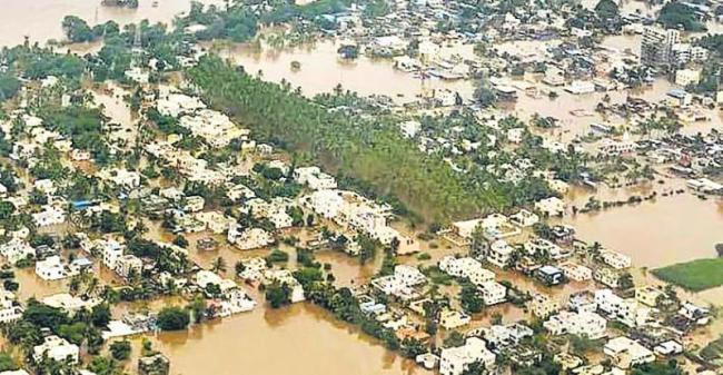 43 people killed on heavy rains - Sakshi