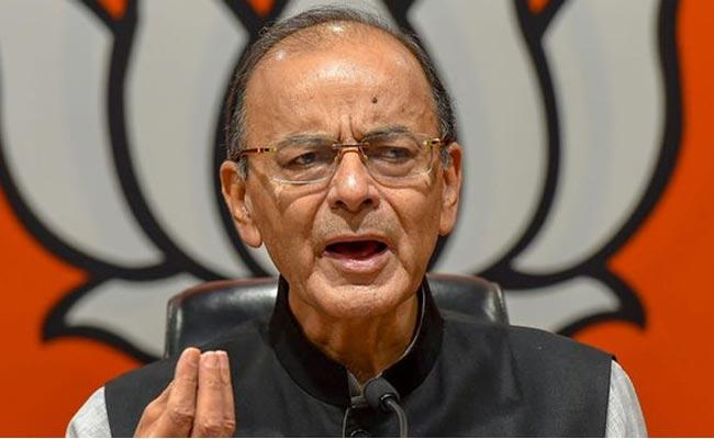 Former Finance Minister Arun Jaitley Admitted in Aims - Sakshi