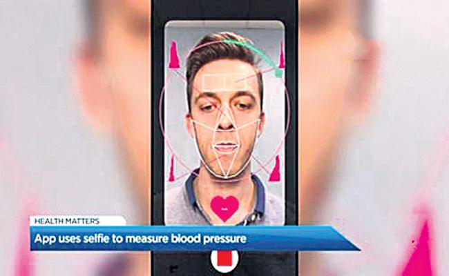 Toronto University Scientists Find BP Checkup in Video Selfie - Sakshi