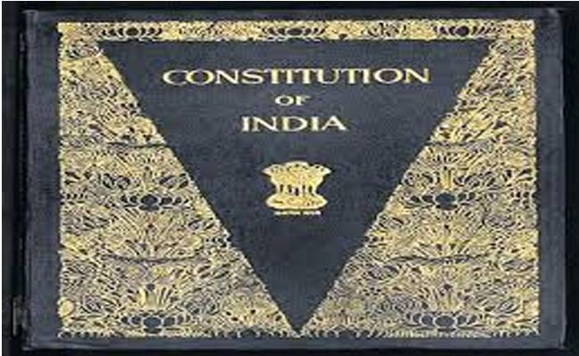 Guest Column On Indian Constitution By  Madabhushi Sridhar - Sakshi