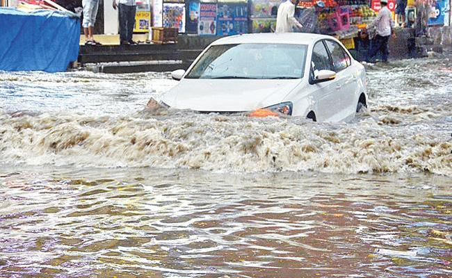Rain In Coastal Andhra For Two Days - Sakshi