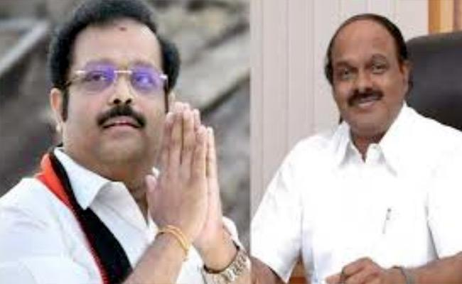 AIADMKs Candidate Leading In Vellore Lok Sabha Election Results - Sakshi