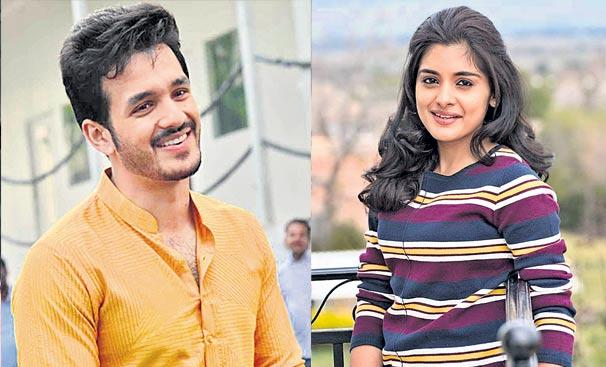 Nivetha Thomas, Akhil team up for a crime thriller - Sakshi