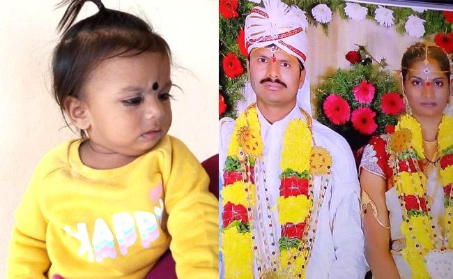 Wife And Husband Suicide At Martur Prakasam District - Sakshi