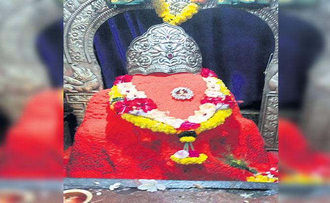 Chodavaram Ganesh Temple History - Sakshi