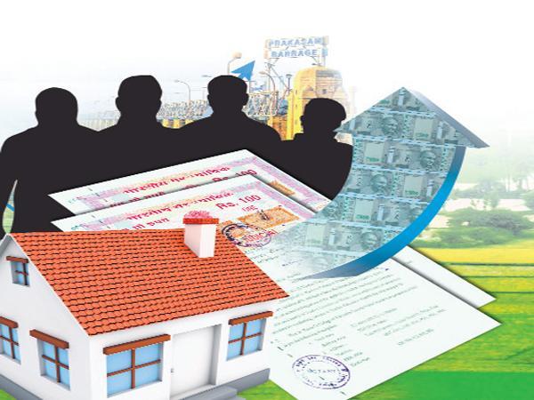 Vijayawada tops the list of illegal registrations - Sakshi