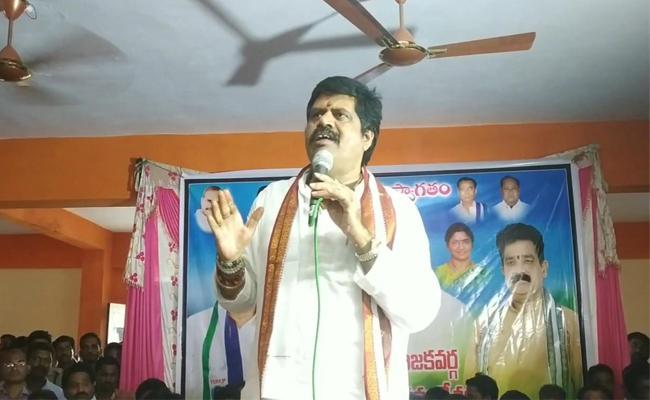 Avanthi Srinivasa Rao Speech In Visakhapatnam District - Sakshi