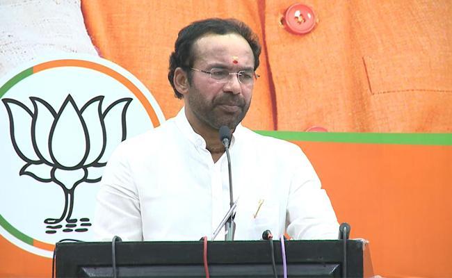 BJP Organized the Telangana Liberation Day in Delhi - Sakshi