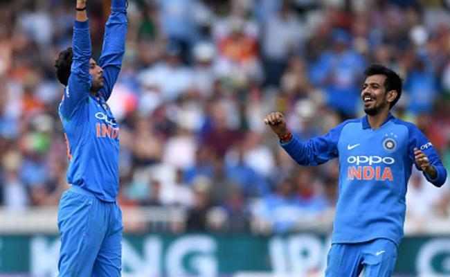 MSK Prasad Explains Kuldeep And Chahal Not Picked In T20 Squad - Sakshi