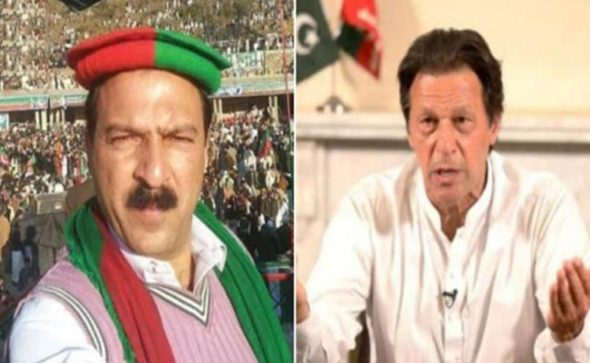 A Former MLA Imran Khan PTI Party Seeks Political Asylum In India - Sakshi