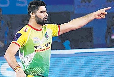 Patna Pirates beat Tamil Thalaivas - Sakshi