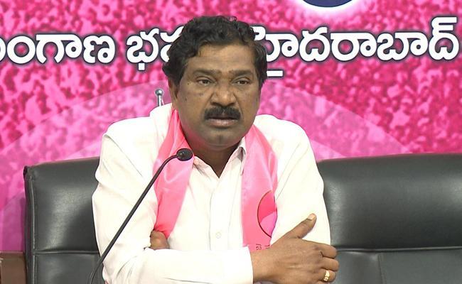 TRS Leader T Rajaiah Praises CM KCR - Sakshi