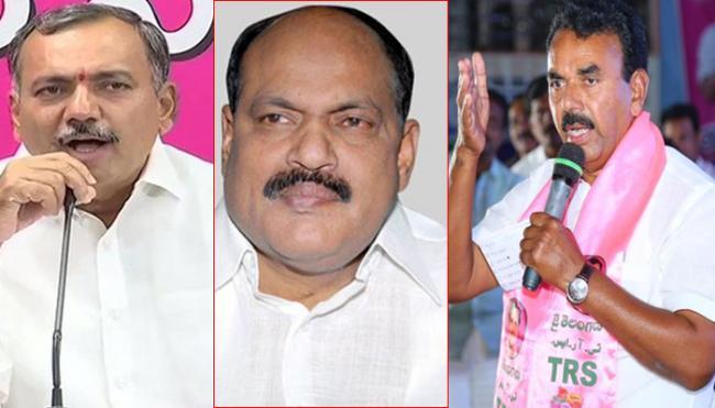 TRS Senior Leaders Denied Social Media News - Sakshi