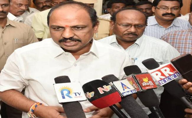 Minister Malagundla Sankaranarayana Comments On TDP - Sakshi