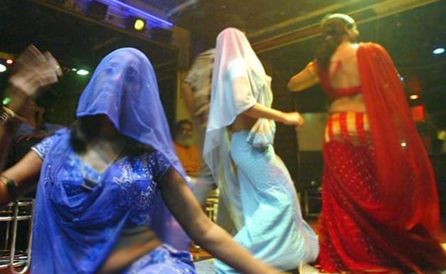 Police Save More then 100 Bar Dancers in Karnataka - Sakshi