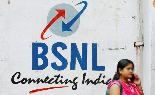 Financial Package For BSNL - Sakshi
