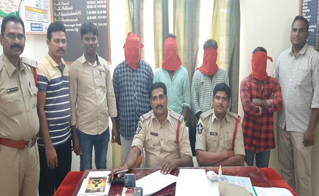 Man Murdered For having illegal Relationship In Pulivendula - Sakshi