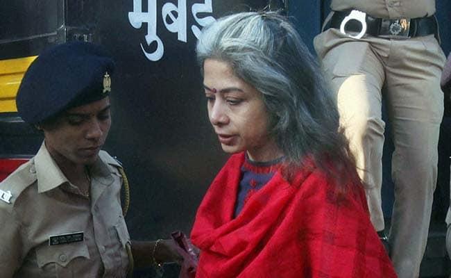 CBI Questions Approver Indrani In INX Media Case - Sakshi