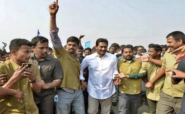 YS Jagan Fulfilled His Promise To Auto Drivers - Sakshi