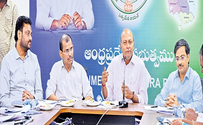 Ajeya Kallam Comments On Job placements of Village Secretariat - Sakshi