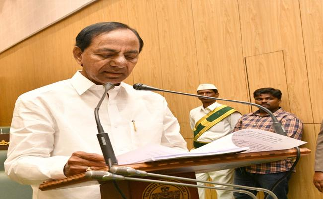CM KCR Gave More Priority To Agriculture In State Budget - Sakshi
